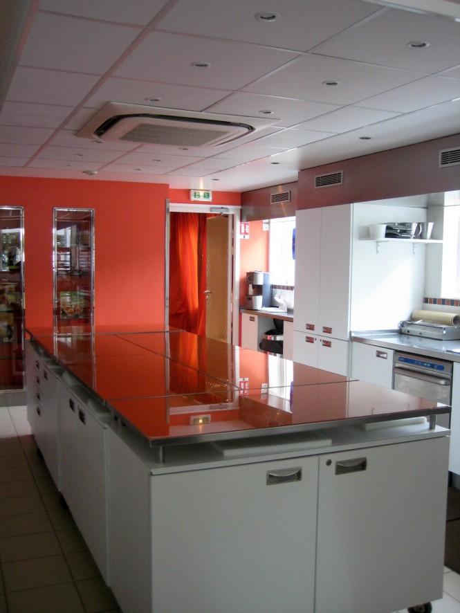 L'Ecole Amateurs Lenôtre – Instalações