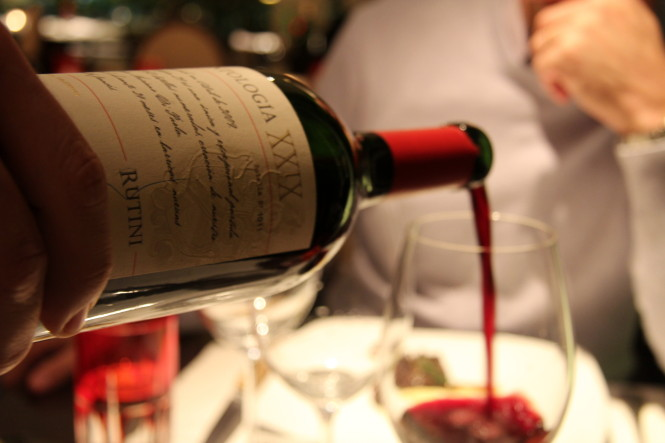 Rutini Wines.