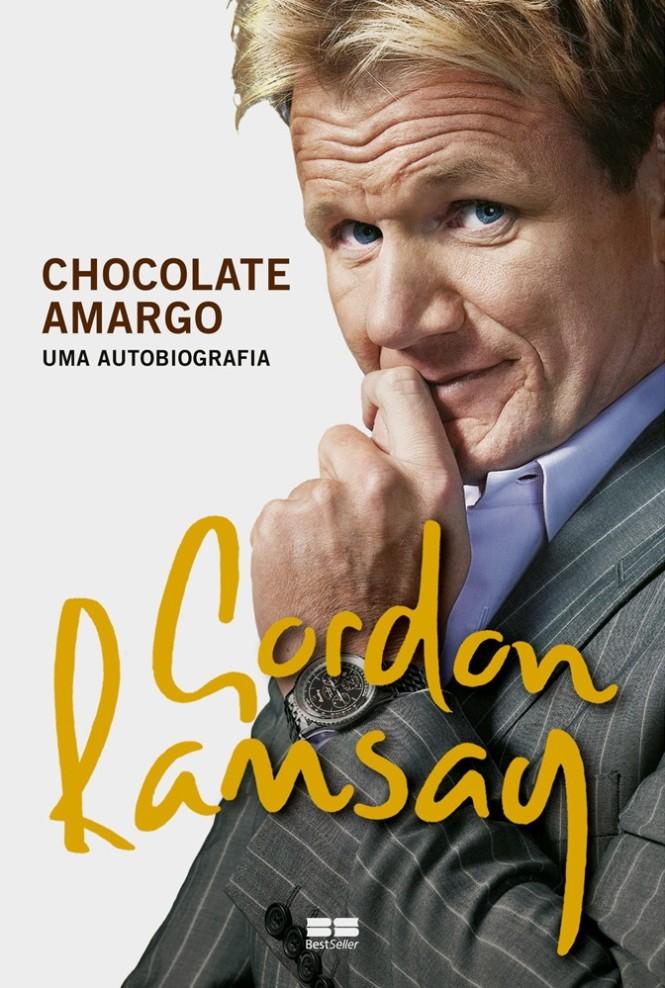 Chocolate Amargo - Gordon Ramsay