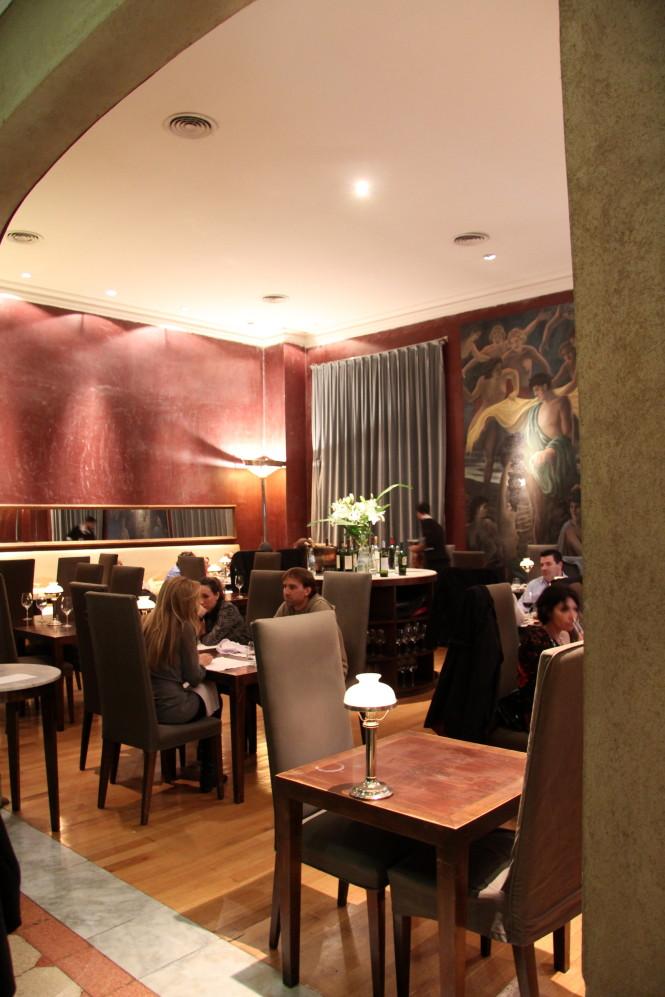 Restaurante 1884 Francis Mallman 10