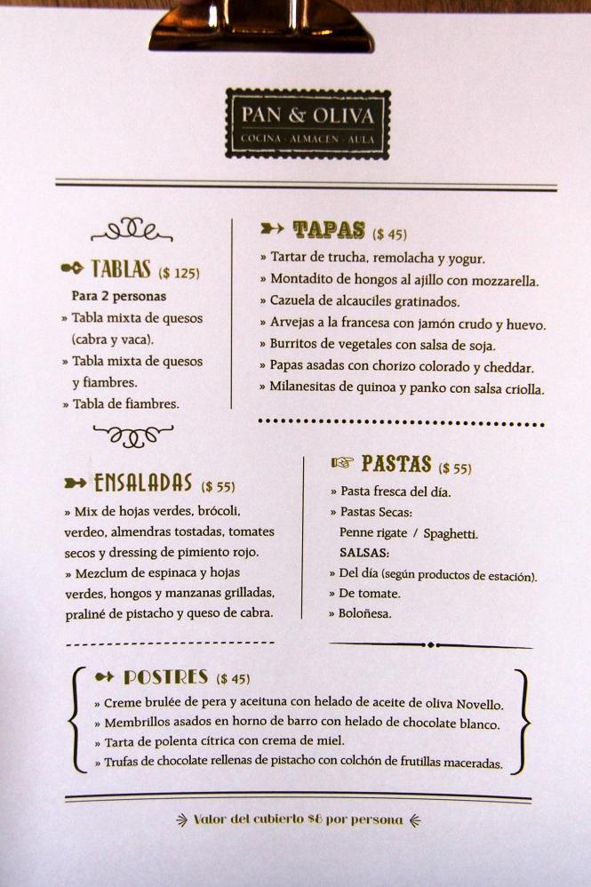 Restaurante Aceite & Pan Mendoza - 8