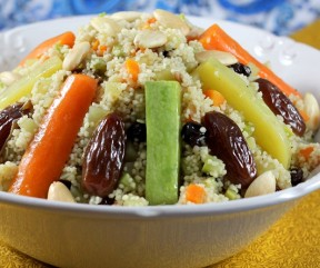 Couscous Marroquinho