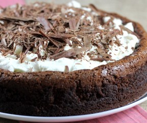 Missipi Mud Cake - Pie