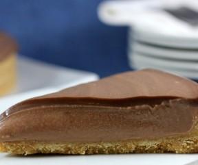 Nutella Pie - No-Bake 2