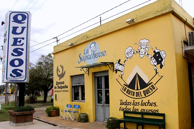 Ruta del Queso Suipacha - Argentina - Buenos Aires 2