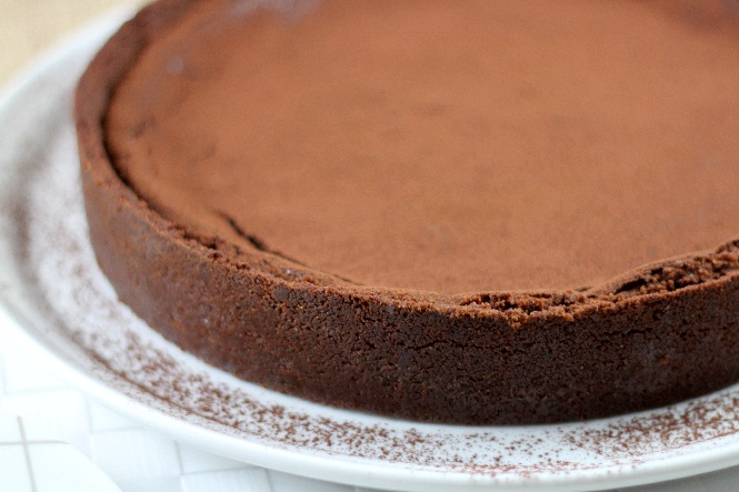 Torta de Chocolate Belga 1