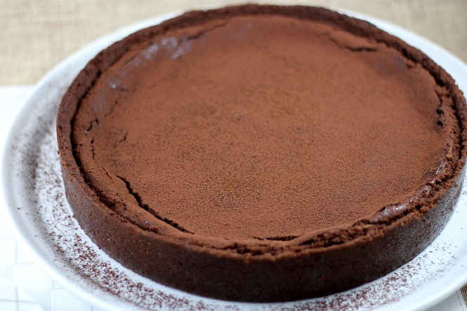 Torta de Chocolate Belga 2