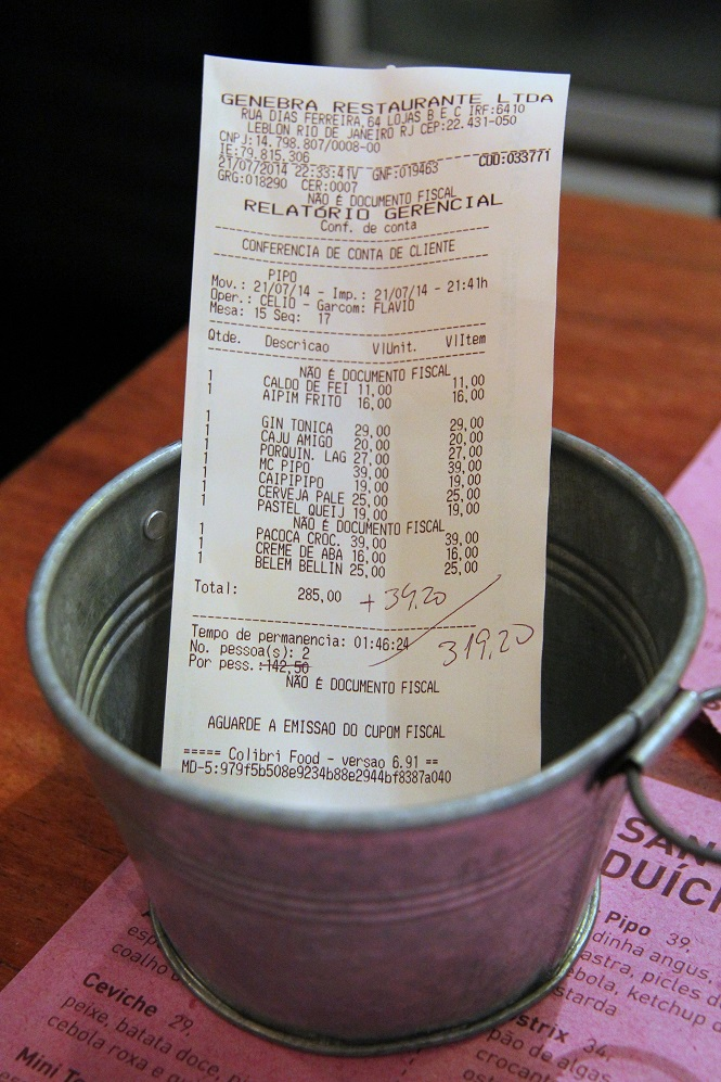 Restaurante Pipo - Felipe Bronze 16