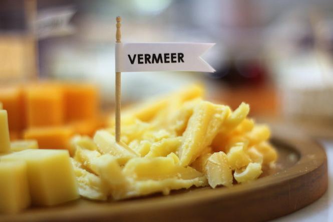 Tabua de Queijos Vermeer