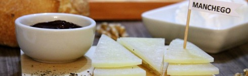Tabua de queijos Manchego 1