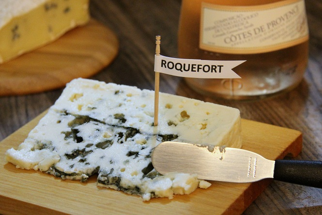 Tabua de queijos Roquefort 2