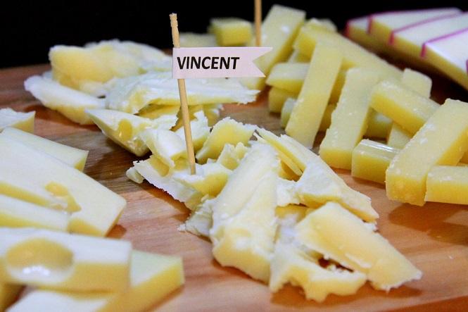Tabua de queijos Vincent 2