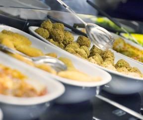 o que comer no buffet a kilo